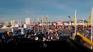 Bednary Agro Show 2016