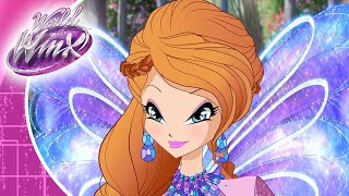 Winx Club - World Of Winx | Season 2 Ep.13 - Tinkerbell is back (Clip)