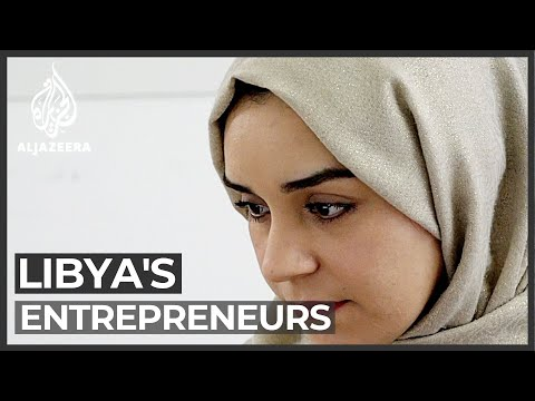 Libya's entrepreneurs find opportunities amid fighting