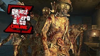 GTA V : ZOMBIES ONLINE | O INICIO DO APOCALIPSE ZUMBI NO MUNDO | EP#01