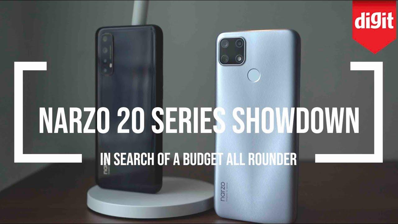 Realme Narzo 20 vs Realme Narzo 20 Pro Review (Camera Samples, Gaming, Battery Test)