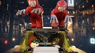 The Batmobile - The LEGO Batman Movie - 70905 - Product Animation