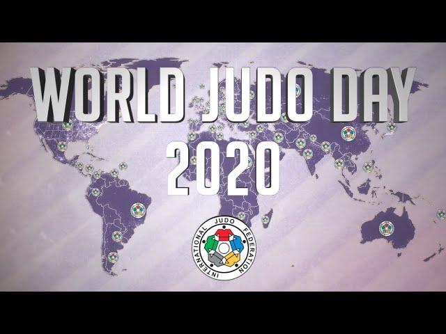 World Judo Day 2020 - promo