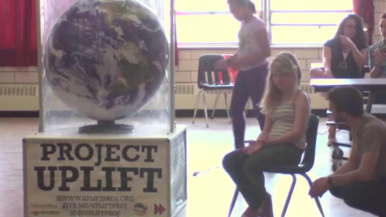 Project uplift visits the brooklyn urban garden charter school youtube for Brooklyn urban garden charter school