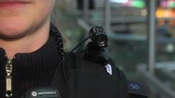 Polizei testet Bodycams am Hauptbahnhof München