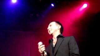 Marc Almond - I'm Coming - Barbican London
