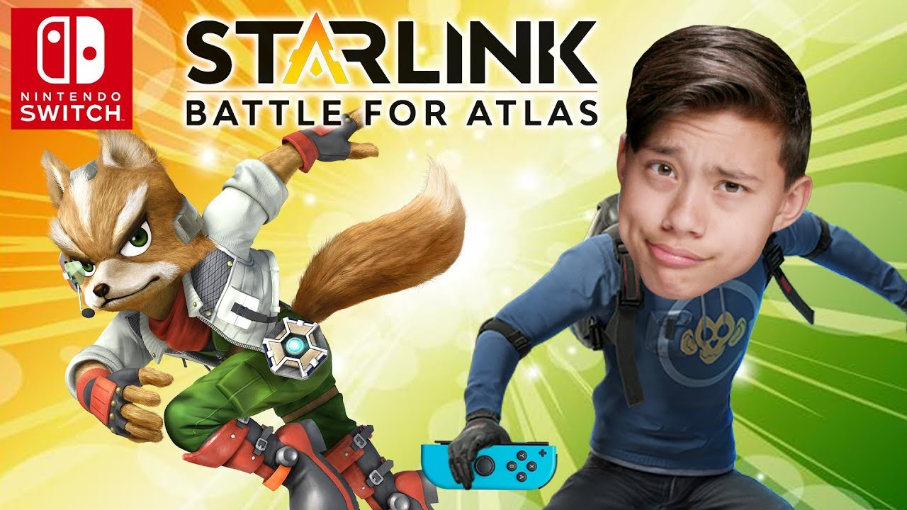 Father vs Son Family Video Game Night - STARLINK: Battle for Atlas Gameplay!