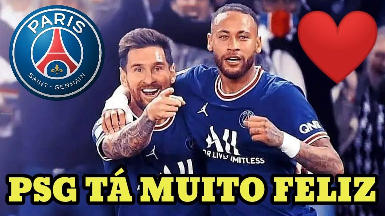 Download OLHA O QUE NEYMAR E MESSI FIZERAM PELO PSG 😯