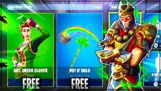 """NEW """"Seasonal Pack"""" SKIN UPDATE! - FREE Skin Giveaways + Live Gameplay! (Fortnite Battle Royale)"""