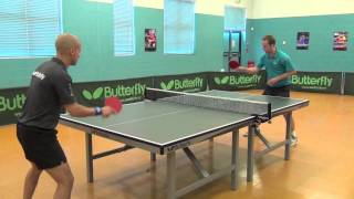 How to Play Table Tennis: Scoring a Match