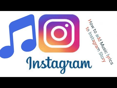 How To Add Music Lyrics In Your Instagram Story