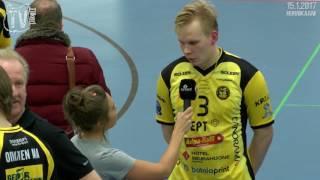 Tiikerit - Hurrikaani su 15.1.2017 - Antti Ropponen