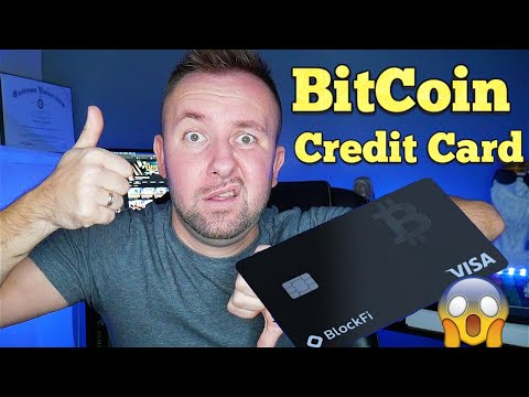 First EVER Bitcoin Credit Card By BlockFi - Pros Vs Cons ( Is It Worth It ) My Honest Review