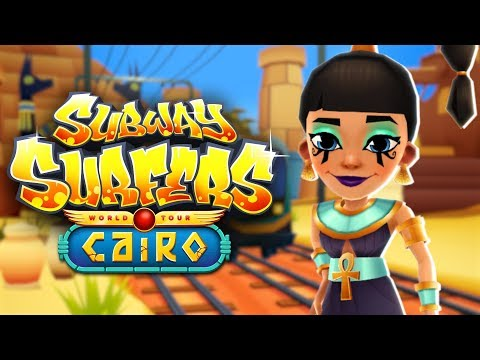 Subway Surfers World Tour 2017/18 - Cairo - Official Trailer
