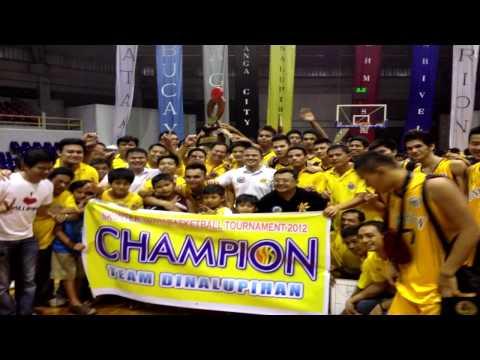 Congratulations Team Dinalupihan