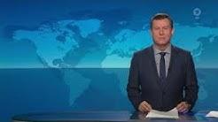 """TV-Panne in der Tagesschau """"Die Lottovorhersage"""" ARD"""