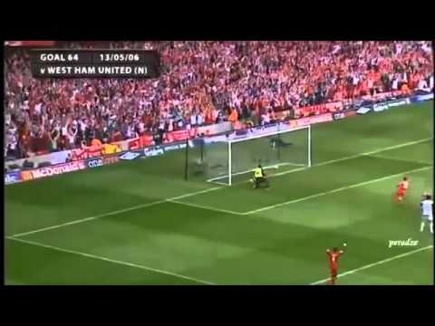 Steven Gerrard ● Top 10 Goals