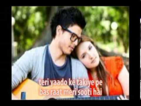 Ha ho gayi galti mujhse (song with lyrics).... Must watch