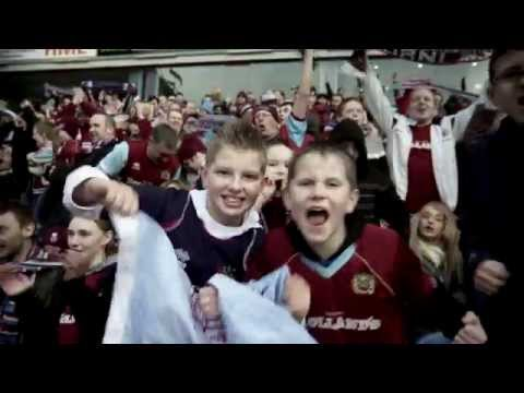 Burnley Football Club Official Song - Dare to Dream (Mighty Burnley)