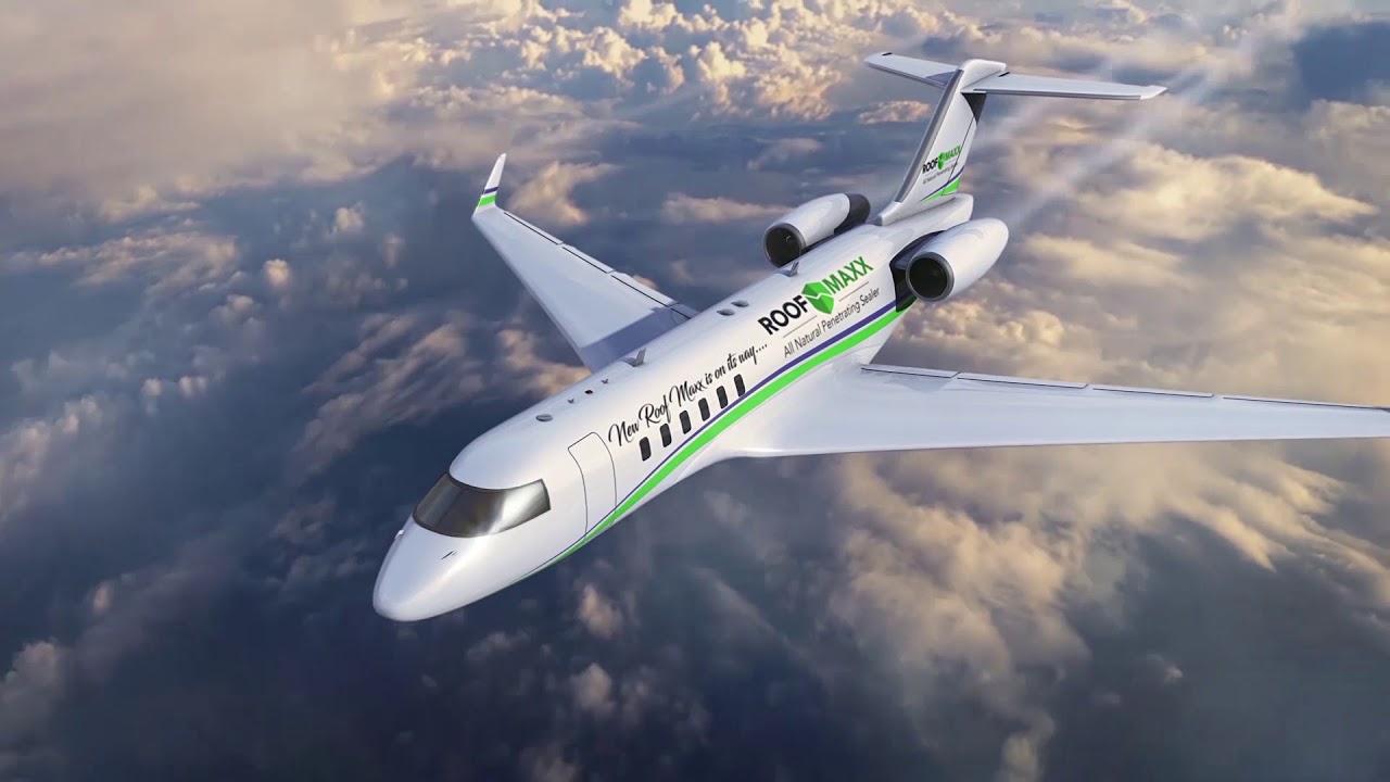 003#Business Jet Promo