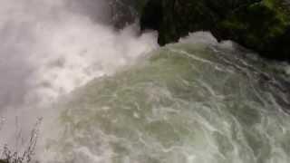 La puissance du  saut du Doubs