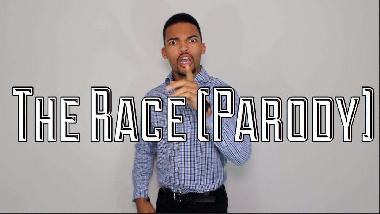 TAY-K x THE RACE (Parody)