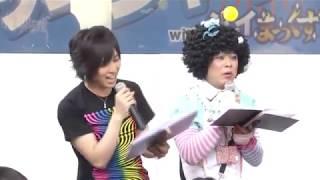 声優「蒼井 翔太」とCospRexの名誉店長「ジョイまっくす」によるSUNSHIN...