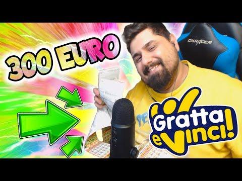 CONTINUIAMO A GRATTARE LA STECCA DA 300 EURO! - Gratta e Vinci ITA