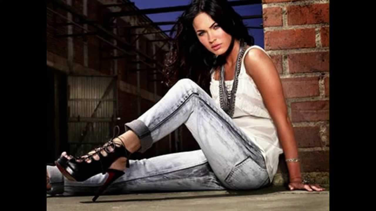 1f3fb731667 Megan fox in high heels! - YouTube