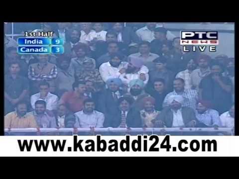 kabaddi world cup 2011  final hd video   1