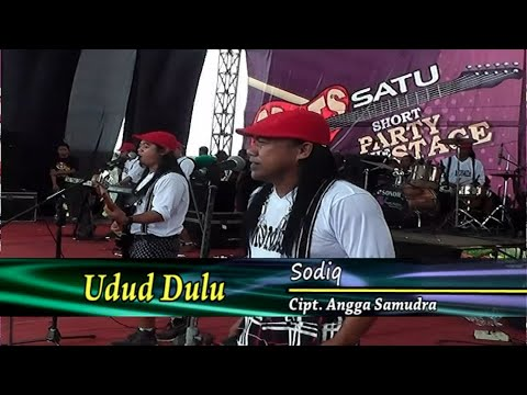 Sodiq - Udud Dulu - [Official Video Live]