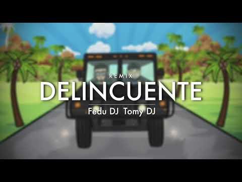 DELINCUENTE REMIX - Fedu DJ & Tomy DJ [FARRUKO & ANUEL AA]
