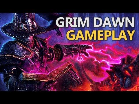 Grim Dawn Occultist Poison Pet Beginner S Build