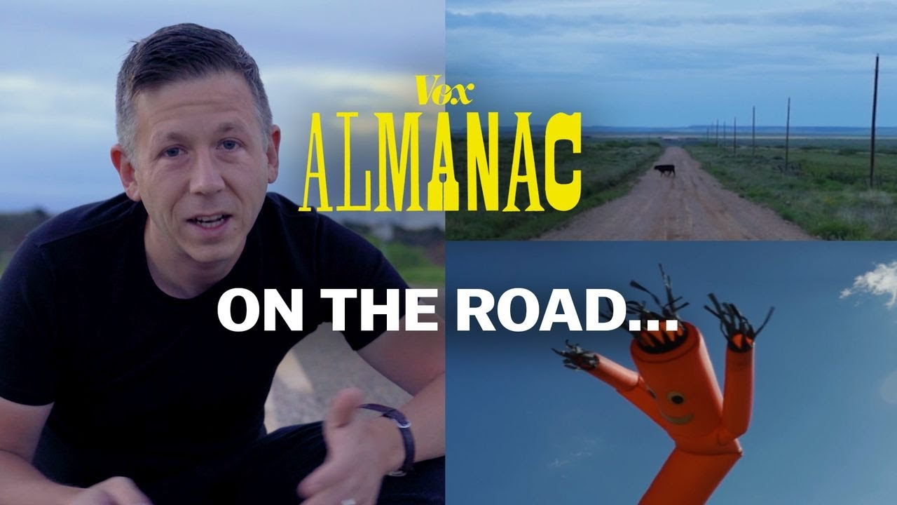 Vox Almanac is going on a road trip