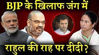 क्या BJP के खिलाफ लड़ाई में राहुल गांधी जैसा होगा ममता बनर्जी का हाल INDIA NEWS VIRAL