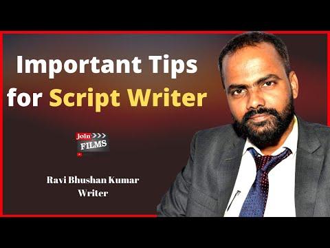 Script Writing for Beginners in Hindi – नए लेखकों के लिए टिप्स | Joinfilms