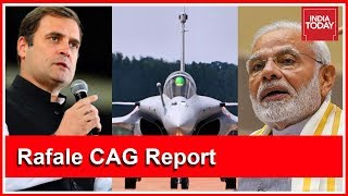 Congress Or BJP : Who Gains From The CAG Report On Rafale Deal? | 5ive Live