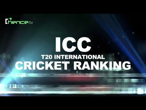 ICC T20i RANKING, Points, Match list & team Rating