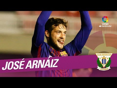 Jose Arnaiz signs for CD Leganes