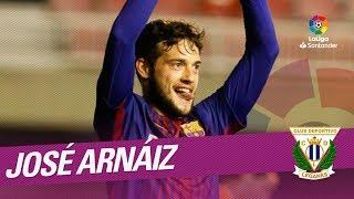 José Arnáiz ficha por el CD Leganés