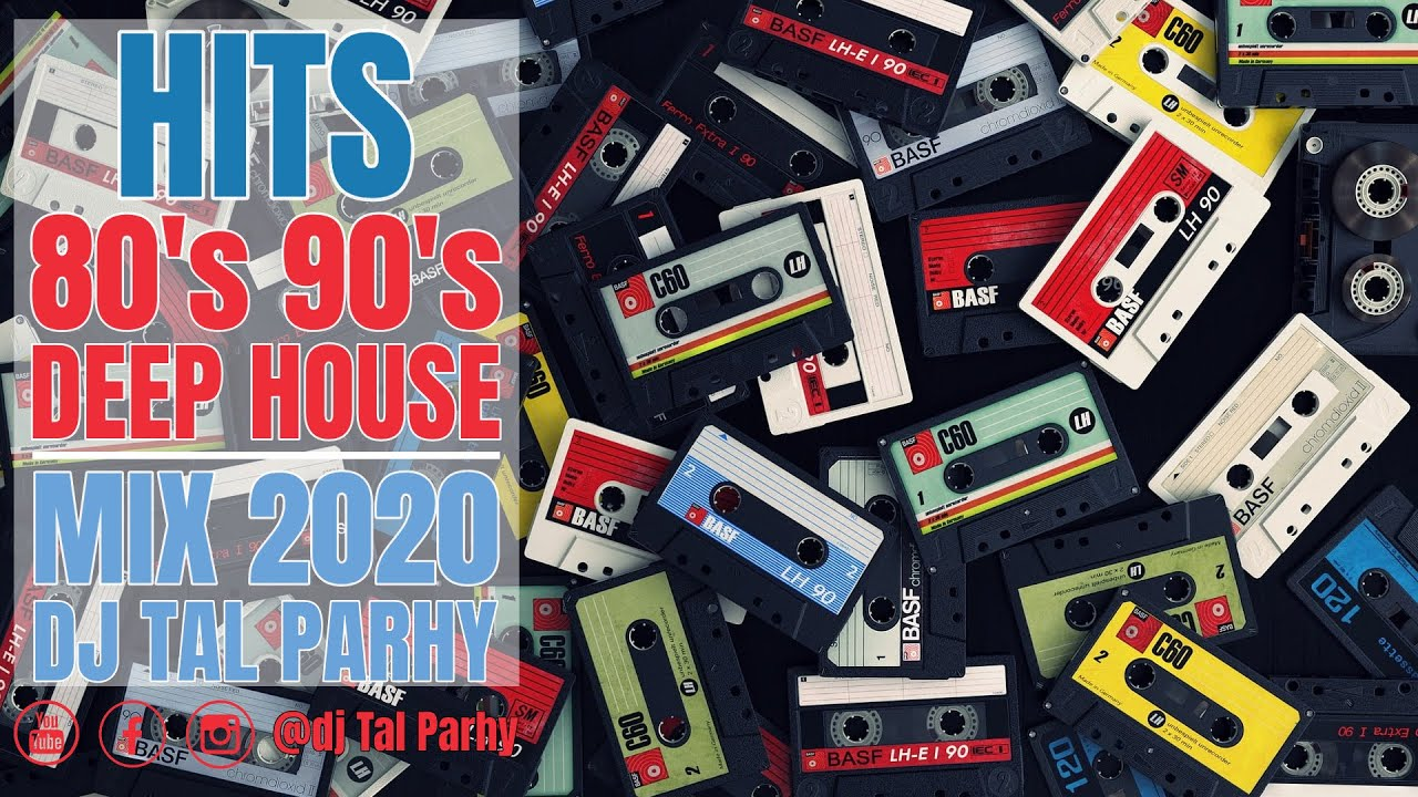 Download Best Retro Party Hits 80's 90's 🕺 | Best Of Retro Vocal Deep House 🕺 Mix by Tal Parhy