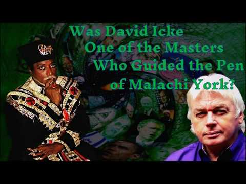David Icke Debunked (One Of The Masters Who Guided Malachi York's Pen?)
