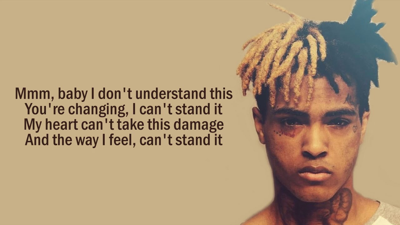 xxxtentacion Changes Xienn Cover Lyric video
