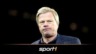 Kahn fordert neue Trainer-Ära beim FC Bayern | SPORT1 - DER TAG