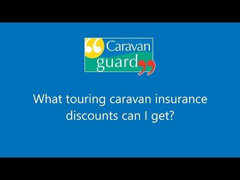What caravan insurance discounts can I get?