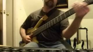 I Feel for You, Chaka Khan; Bass Cover