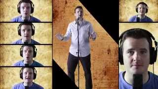 Counting Stars - One Republic - Jared Halley (A cappella Cover)
