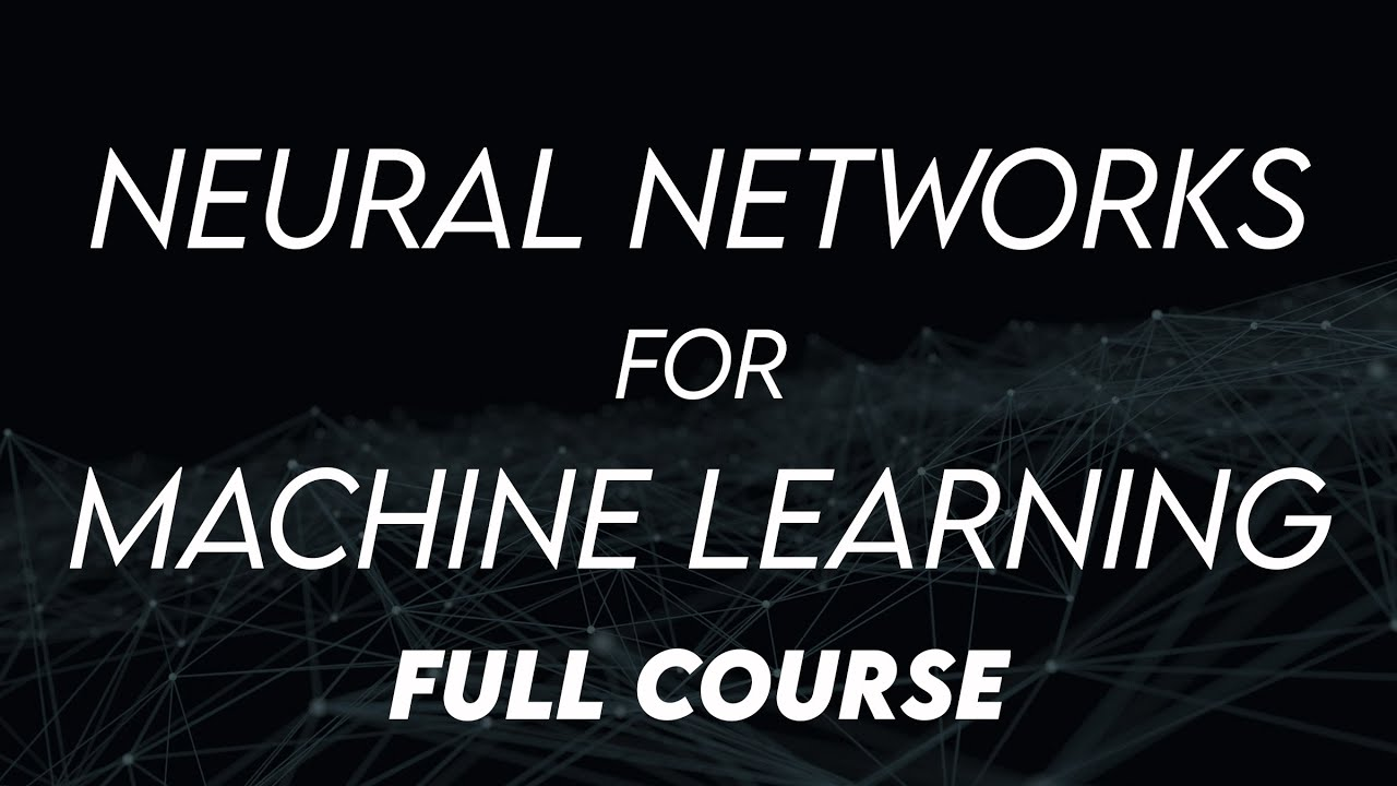 Neural Networks Complete Course