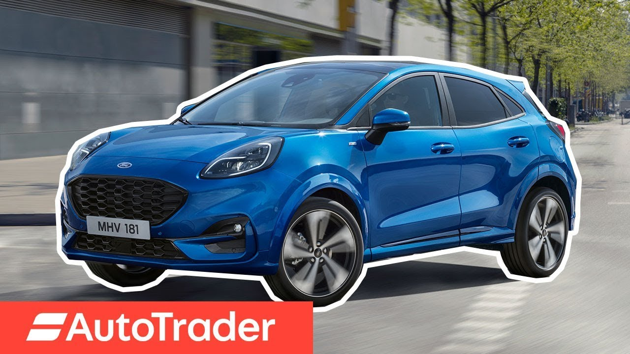 First Look 2019 Ford Puma Suv Youtube