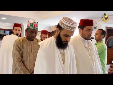 دخول الطلبة المغاربة والأجانب الخاتمين للقرآن بقسم المقرأة بمدرسة ابن القاضي 2016